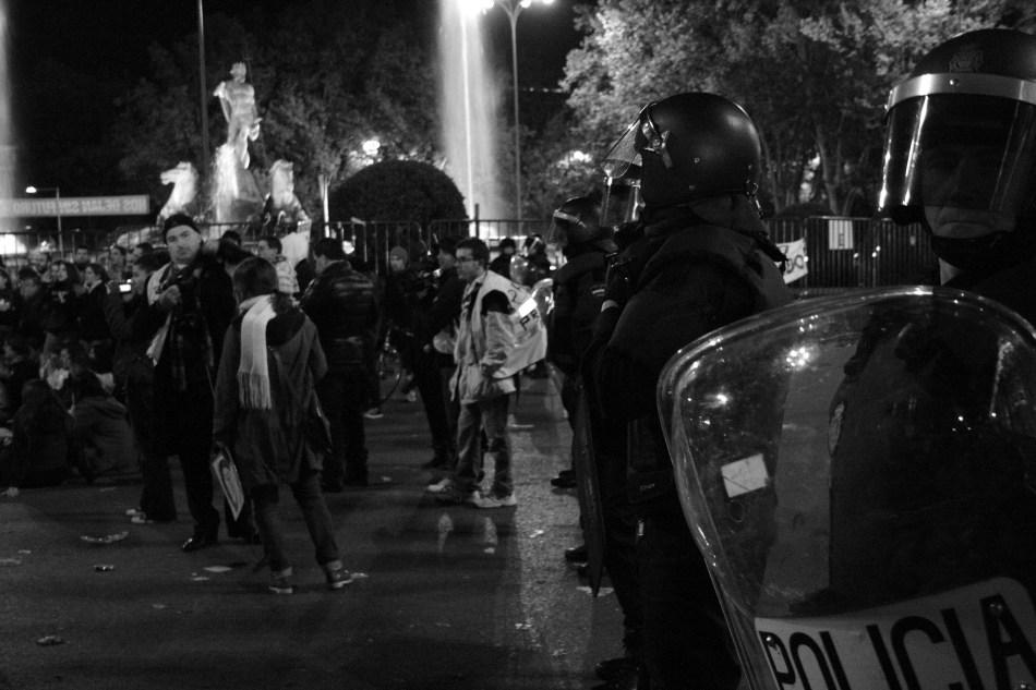 Nov 4th, 2012. Madrid, Spain.